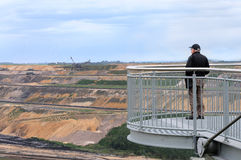 mining Fotografia Stock Libera da Diritti