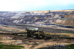 mining Fotografia Stock