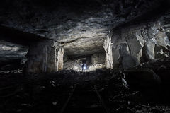 mining Immagini Stock