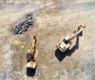mining Fotografie Stock