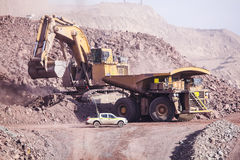 mining Imagen de archivo