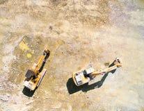 Mining. Stock Image