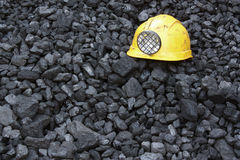 Mining coal Stock Photos