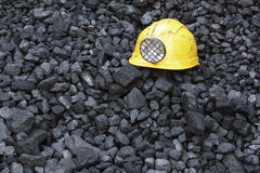 Mining coal Stock Photography