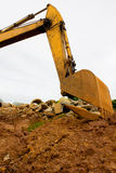 Mining and construction Royalty Free Stock Photography