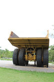 Mining dump truck Royalty Free Stock Photography