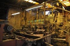Mining - enrichment plant in Potosi. Royalty Free Stock Image