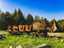Mining Equipment royalty free stock image
