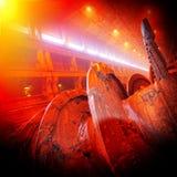Mining  equipment Stock Image
