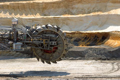 Mining Royalty Free Stock Image