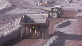 Mining Industry stock video