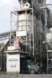 Mining industry gravels Stock Photo