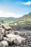 Mining infrastructure Stock Photo