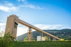 Mining infrustructure Stock Photos