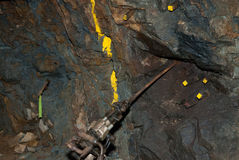 mining jack drill Stock Image