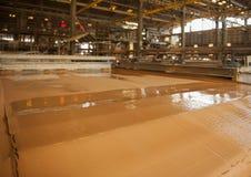 Mining machinery. Stock Image