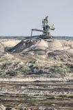 Mining machinery Stock Photo