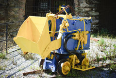 Mining Machinery stock photos
