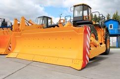 Mining machinery stock image