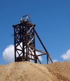 Mining Operation Royalty Free Stock Photography