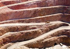 Mining Pit Royalty Free Stock Image