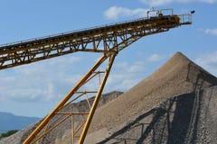 Mining Plant Stock Image