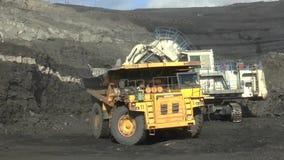 Mining, quarry, dump truck