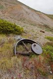 Mining relic Stock Photography