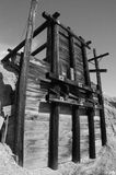Mining Structure Royalty Free Stock Photography