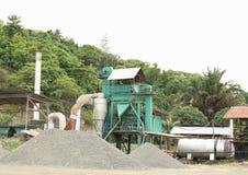 Mining technic Stock Photography