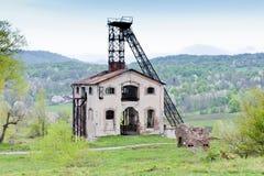 Mining Tower Stock Photo