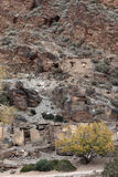 Mining Town, Atlas Mountains, Morocco Royalty Free Stock Photography