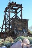 Mining town Stock Image