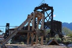 Mining town Royalty Free Stock Photos