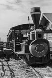 Mining Train Royalty Free Stock Photography