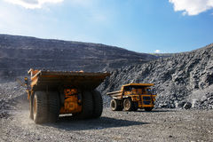 Mining Truck Stock Images