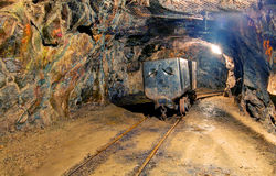 Mining Stock Photography