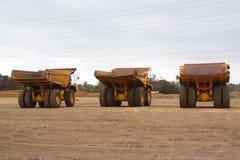 Mining vehicle Stock Image