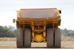 Mining vehicle Royalty Free Stock Photo