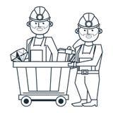Excavator Black White Stock Illustrations – 1,290 Excavator Black White Stock ...