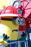 Minion Mascot from Despicable Me Stock Images