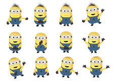 Minions Stock Images