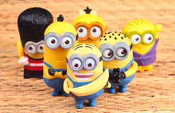 Free Minions Toy Stock Image - 58523761