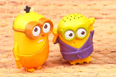 Minions Toy royalty free stock images