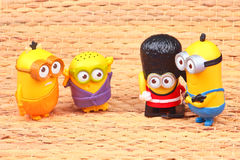 Minions Toy Stock Image