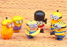 Minions Toy Royalty Free Stock Image