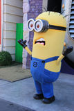 Minions at Universal Studios Hollywood Stock Images