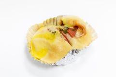 Minipizza Royalty-vrije Stock Afbeeldingen