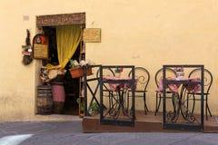 Minipizzeria Stockfotografie