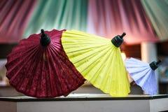 Miniregenschirm Lizenzfreies Stockbild